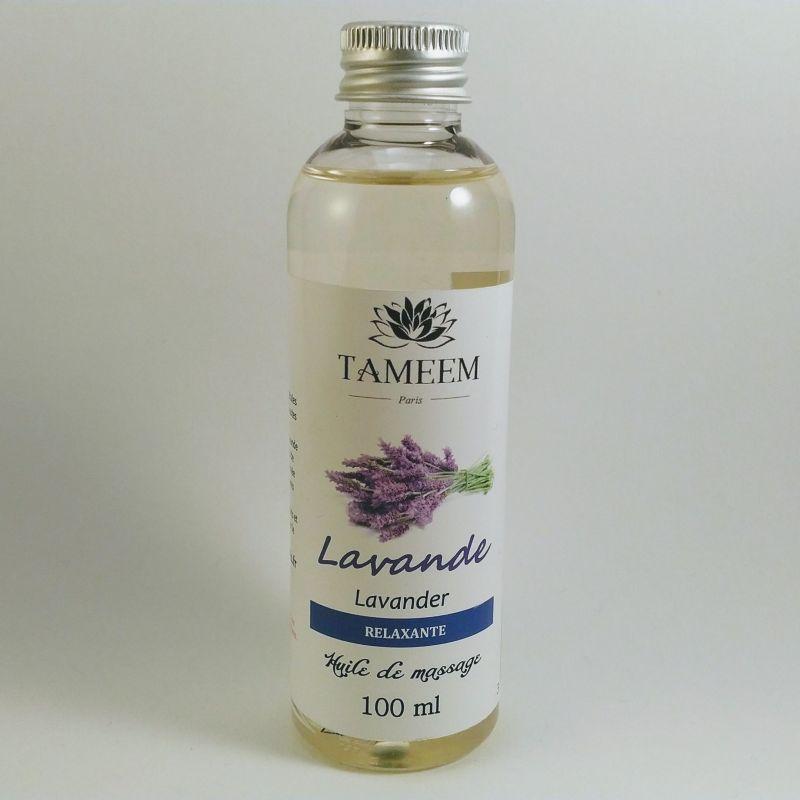 Huile de Lavande (Lavander Oil) - 100 ml - 100% Naturelle - Tameem