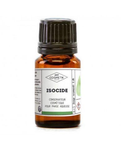 Isocide 5 ml - Conservateur de phase aqueuse - MyCosmetik