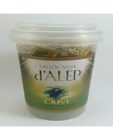 Savon Noir d'Alep - Olive -...