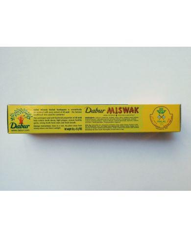 Dentifrice Herbal au Siwak & Sans fluor - 75g - Dabur