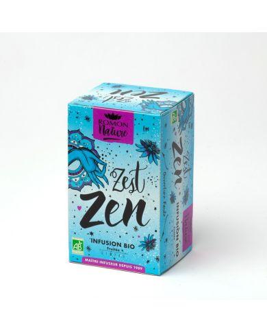 Infusion Plaisir Zest Zen Bio - Romon Nature