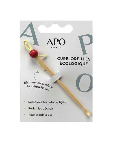 Oriculi - Cure-oreilles écologique (Rouge ou vert) - APO