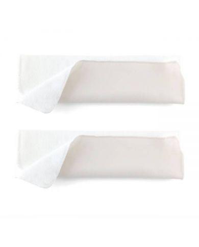 2 Absorbants Microfibre pour Couche Lavable - Taille M & L - Hamac