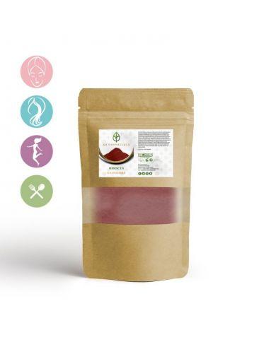 Feuille d'hibiscus séchée en poudre - 100% Naturelle - 100g - KB Cosmétique