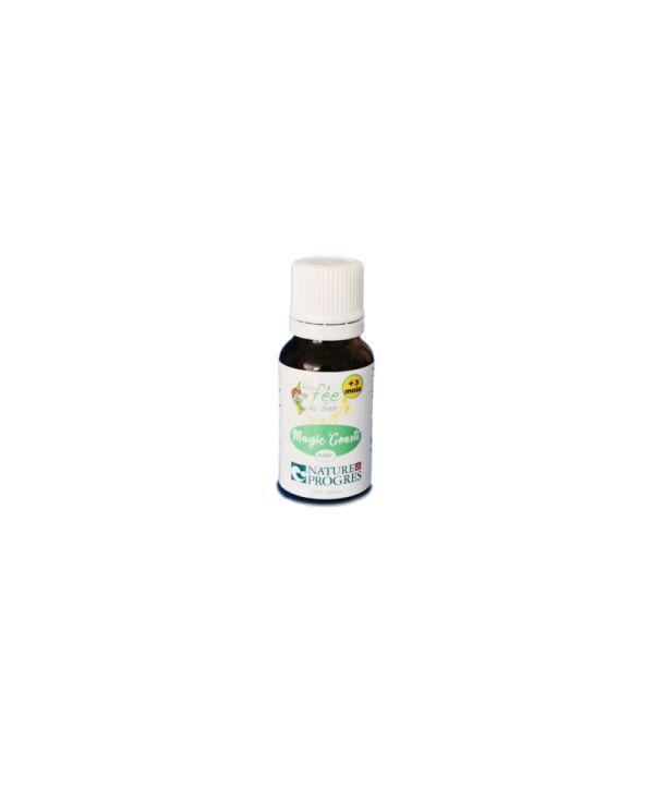 Huile de Massage Bébé Magic'Consti - 15 ml - La Petite Fée du Bien