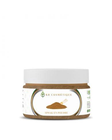 Siwak en poudre - 100% naturel - KB Cosmétique