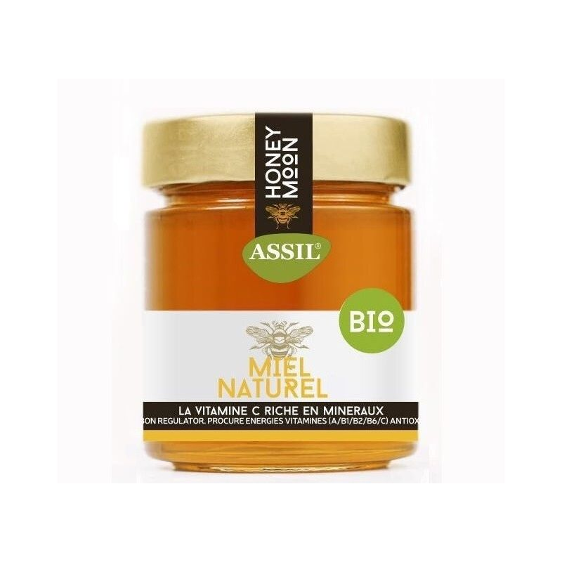 Miel Naturel BIO - 335g - ASSIL