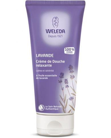 Crème de Douche relaxante à la Lavande - 200 ml - Weleda