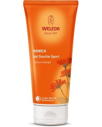 Gel Douche Sport à l'Arnica - 200 ml - Weleda