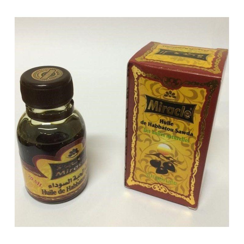 Huile de Nigelle (Habachia) - 70 ml - 100% Naturelle - Miracle