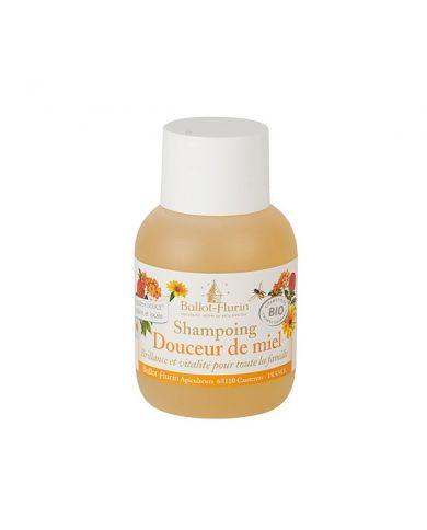 Shampooing Douceur de Miel Bio Mini - 50 ml - Ballot-Flurin