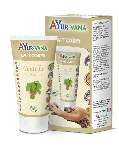 Lait corps ayurvédique à la Centella Bio - 75 ml - Ayur-vana