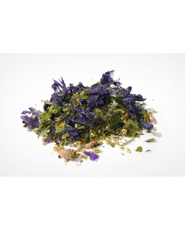 Tisane Bio De L'hiver (Ronce, sureau, fleur de mauve, thym, ...) - 18g - Beauty Garden