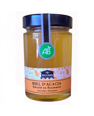 Miel d'Acacia Bio - 400g - Mellidor