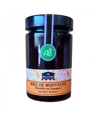 Miel de Montagne Bio - 400g - Mellidor