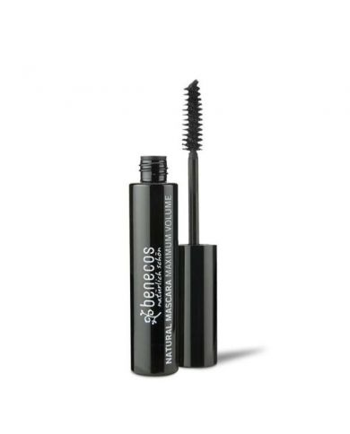 Mascara Maxi Volume Noir Intense Deep Black Bio - 8ml - Benecos