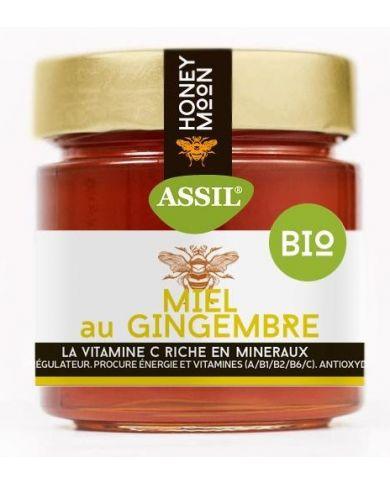 Miel au Gingembre BIO - 335g - ASSIL