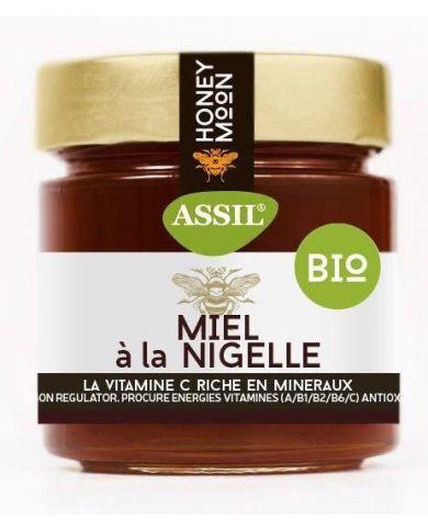Miel à la Nigelle BIO 350g...