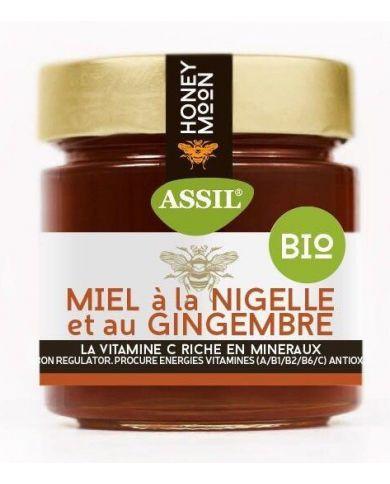 Miel à la Nigelle et au...