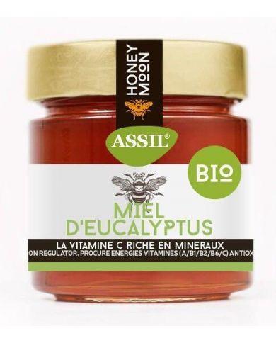 Miel d'Eucalyptus BIO 350g...