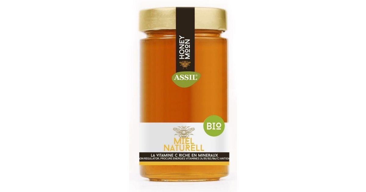 Miel Naturel BIO - 850g - ASSIL