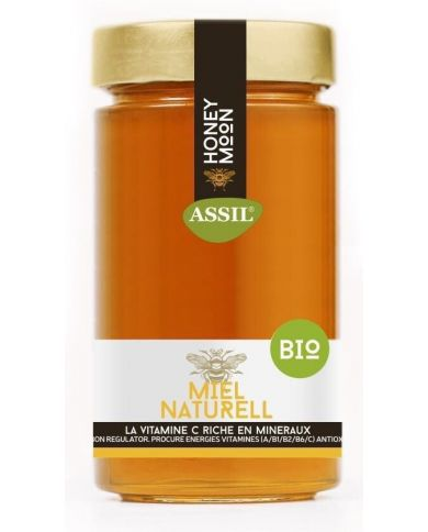 Miel naturel BIO - 850g - ASSIL