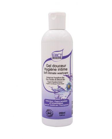 Gel Douceur Hygiène Intime Bio - 250ml - BioSeasons