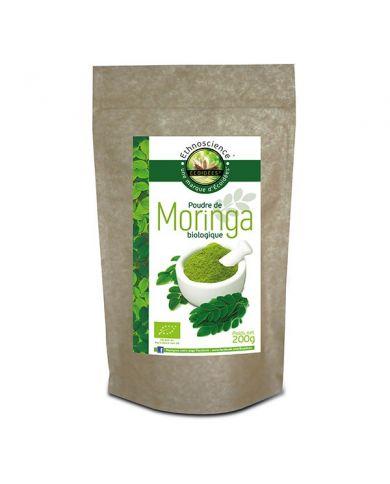 Poudre de Moringa bio - 200g - Écoidées