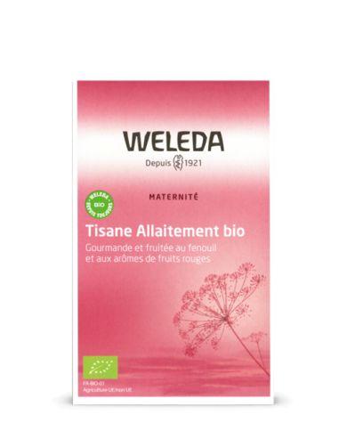 Tisane Allaitement Bio au Fenouil et Fruits rouges - Weleda
