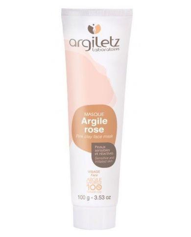 Argile Rose (Masque) - Peaux sensibles & réactives - 100g - 100% naturel - Argiletz