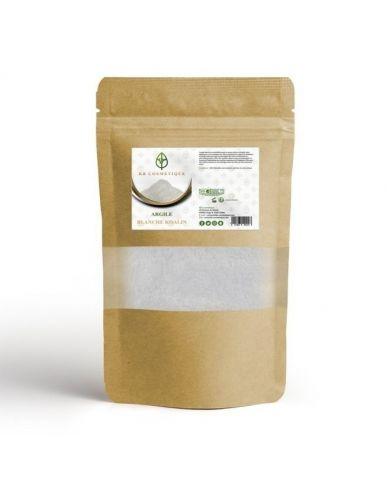 Argile Blanche (Kaolin) en poudre - 100% Naturel - 200g - KB Cosmétique