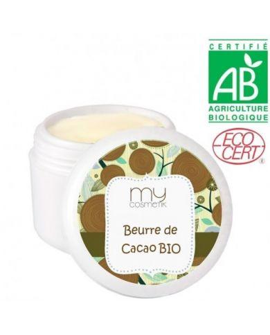 Beurre de Cacao BIO (AB) - 100 ml - MyCosmetik
