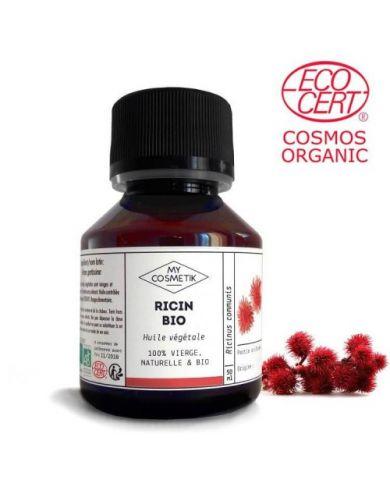 Huile de Ricin BIO (AB) 125 ml - MyCosmetik