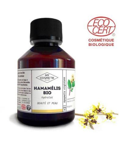 Hydrolat d'Hamamélis BIO 100 ml - MyCosmetik