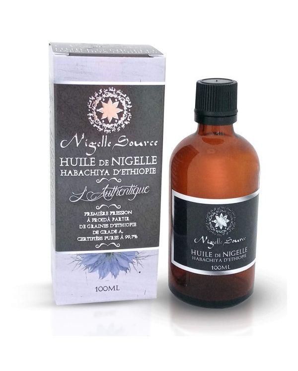Huile de Nigelle d'Ethiopie (Habachiya) 100 ml - 100% Naturelle - Nigelle Source